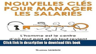PDF Nouvelles clA c s pour manager les salariA c