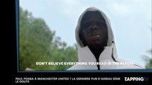 Paul Pogba à Manchester United ? La nouvelle publicité d'Adidas sème le doute