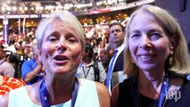 Hillary Clinton's childhood friends on her nomination