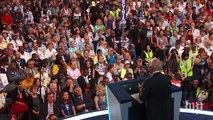 Vice President Biden's speech at the Democratic National Convention, in 2 minutes