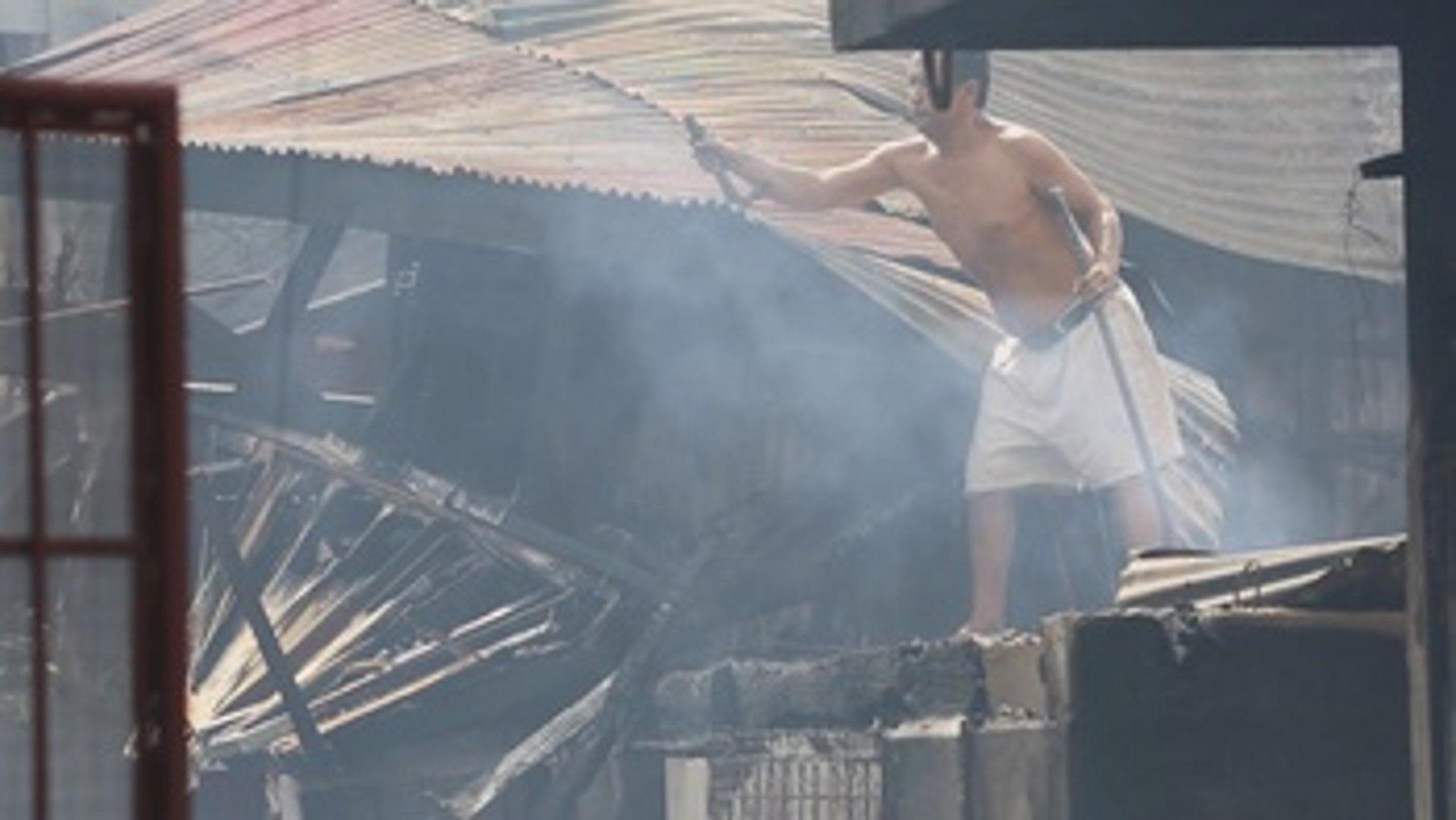 Voraz incendio se cobra la vida de cuatro personas y deja a 70 familias sin hogar en Filipinas