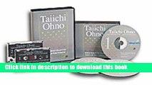 Download Toyota Production System on Compact Disc: Beyond Large-Scale Production  PDF Online
