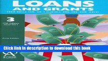 Read Loans   Grants from Uncle Sam: Am I Eligible and for How Much? (Loans and Grants from Uncle