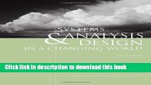 Read Systems Analysis and Design in a Changing World (with CourseMate Printed Access Card) Ebook