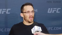 Jake Ellenberger ready for his 'wrecking shop weekend' vs. Matt Brown at UFC 201