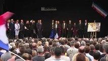 Saint-Etienne-du-Rouvray: hommage solennel au père Hamel