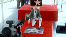 Michael Keaton Honored With Star On The Hollywood Walk Of Fame