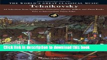 Download Tchaikovsky - Simplified Piano Solos: 64 Selections from Symphonies, Concertos, Operas,