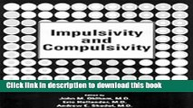 [PDF] Impulsivity and Compulsivity [PDF] Online