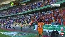 اهداف مباراة ساحل العاج 3-0 تونس 26/1/2013