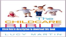 [PDF]  The Childcare Bible: The ultimate guide to all forms of childcare: nannies, maternity