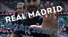 Le nouveau maillot Third du Real Madrid