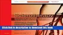 Read Sclerotherapy: Treatment of Varicose and Telangiectatic Leg Veins  Ebook Free