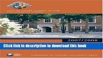 Read Remedies 2007-2008: 2007 Edition |a 2007 ed. PDF Free