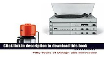 [PDF] BRAUN--Fifty Years of Design and Innovation [Download] Full Ebook