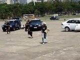 Un exercice de police qui dérape...