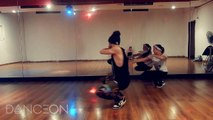 COLD WATER - Major Lazer, Justin Bieber & MØ (Hip-Hop Dance Cover) choreography by Andrew Heart