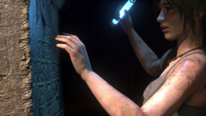 Gameplay trailer version PS4 de Rise of the Tomb Raider