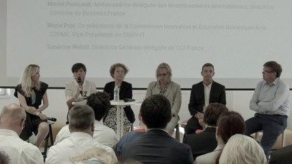 Saisine PME  table-ronde avec les acteurs clés de la transformation numérique des PME