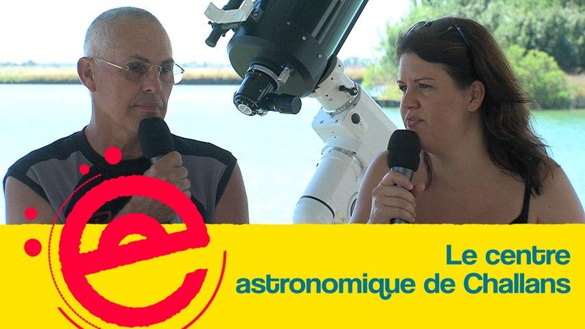 L'Estivale : Le centre astronomique de Challans