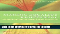 Read Making Equality Rights Real: Securing Substantive Equality Under the Charter Ebook Free