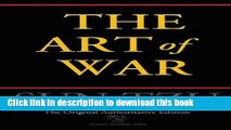 Read Books The Art of War (Chiron Academic Press - The Original Authoritative Edition) E-Book