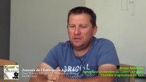 Interview Bruno MARINO - Présentation de la Journée de l'Entreprise Agricole du Lauragais qui aura lieu chez Thierry MILHAVET