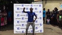 Daily Danse Genereuse TREICHVILLE - Bakary Coulibaly