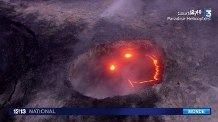 L'abominable volcan Hawaïen ! Zap actu du 29/07/2016 par lezapping