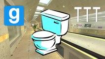 GMod: TTT - Bathroom Battle