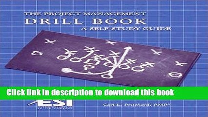 Read Project Management Drill Book: A Self-Study Guide  PDF Free