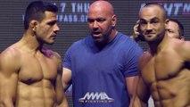 UFC Fight Night 90 Weigh-Ins: Rafael dos Anjos vs. Eddie Alvarez