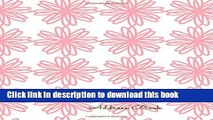 [PDF] Address Book: Pink Floral For Contacts, Addresses, Phone Numbers, Emails   Birthday.