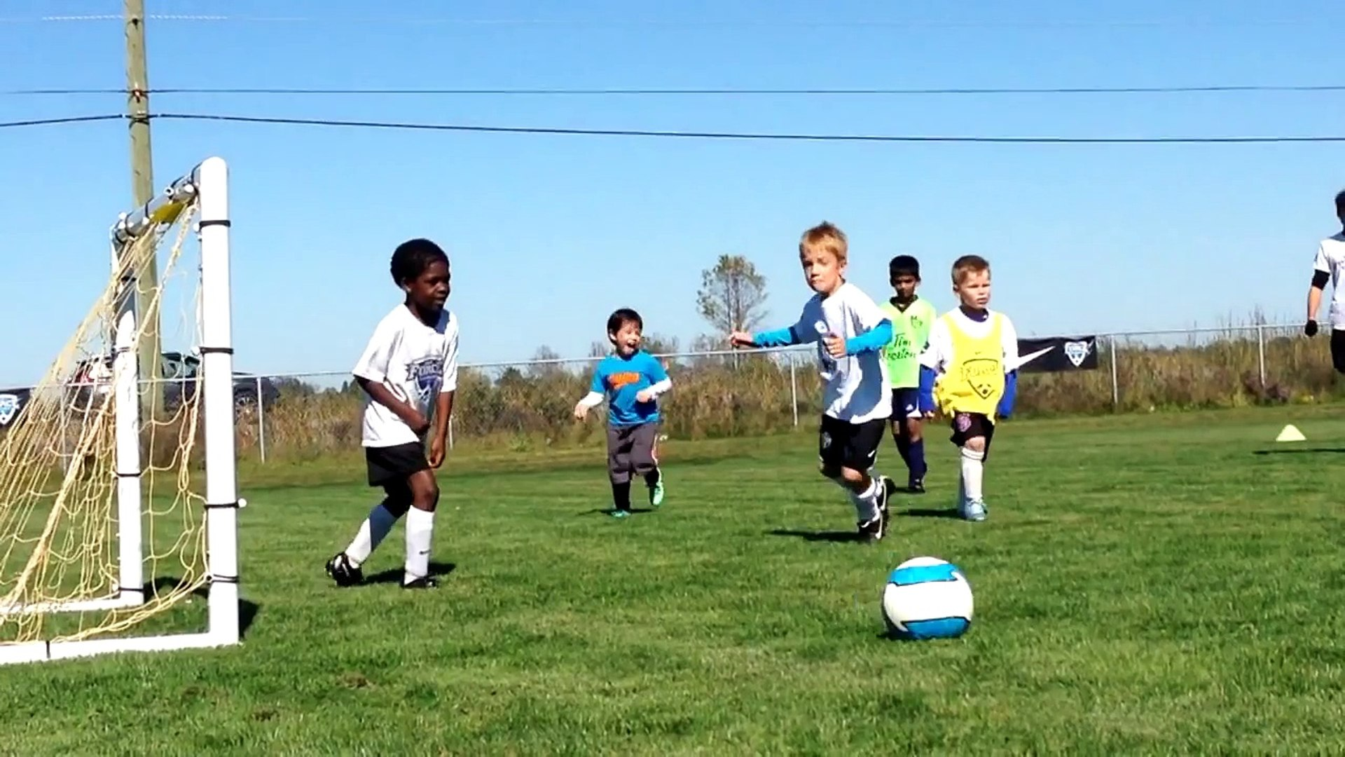 The -Next Messi-- - 6 Year Old Soccer Player-. -Young Messi-!!