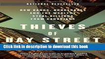 Read Books Thieves of Bay Street: How Banks, Brokerages and the Wealthy Steal Billions from
