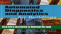 Read Books Automated Diagnostics and Analytics for Buildings PDF Free