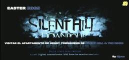 Silent Hill Downpour Easter Eggs Visitar el Apartamento de Silent Hill 4