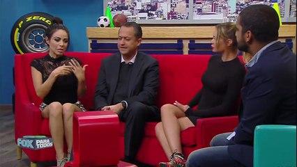 Jimena Sánchez cumple sexy apuesta