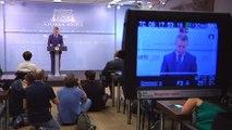 Las elecciones vascas se celebrarán el 25-S