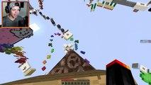 Minecraft FREESTYLE PARKOUR! (30 Stages of Parkour) with PrestonPlayz