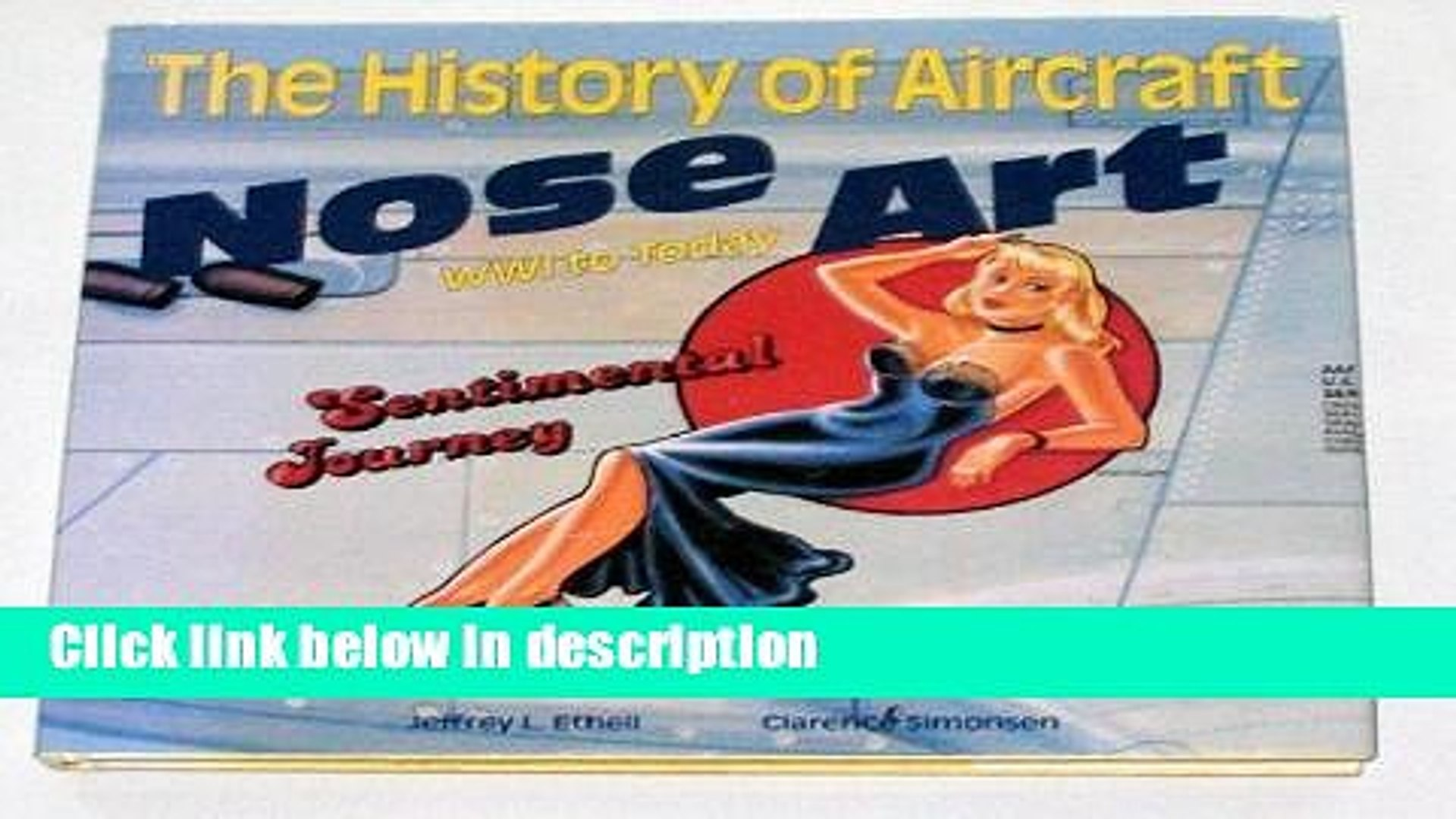 Ebook The History of Aircraft Nose Art: 1916 to Today Free Download