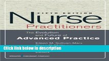 Ebook Nurse Practitioners: The Evolution and Future of Advanced Practice, Fifth Edition (SPRINGER