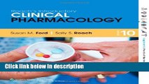 Books Roach s Introductory Clinical Pharmacology Full Online