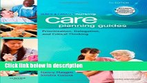 Ebook Ulrich   Canale s Nursing Care Planning Guides: Prioritization, Delegation, and Critical