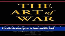 Books The Art of War (Chiron Academic Press - The Original Authoritative Edition) Full Online
