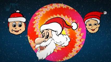 Jingle Bells - Christmas Carol | Dashing Through The Snow | Christmas Song for Children