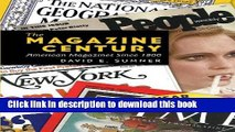 Read The Magazine Century: American Magazines Since 1900 (Mediating American History) Ebook Free