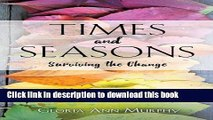 Ebook Times and Seasons Free Online