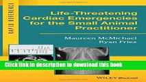 PDF  Life-Threatening Cardiac Emergencies for the Small Animal Practitioner  Online