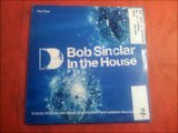 BOB SINCLAR.(THE BEAT GOES ON.)(12''.)(2005.) BOB SINCLAR.''IN THE HOUSE.(PART ONE.).''.